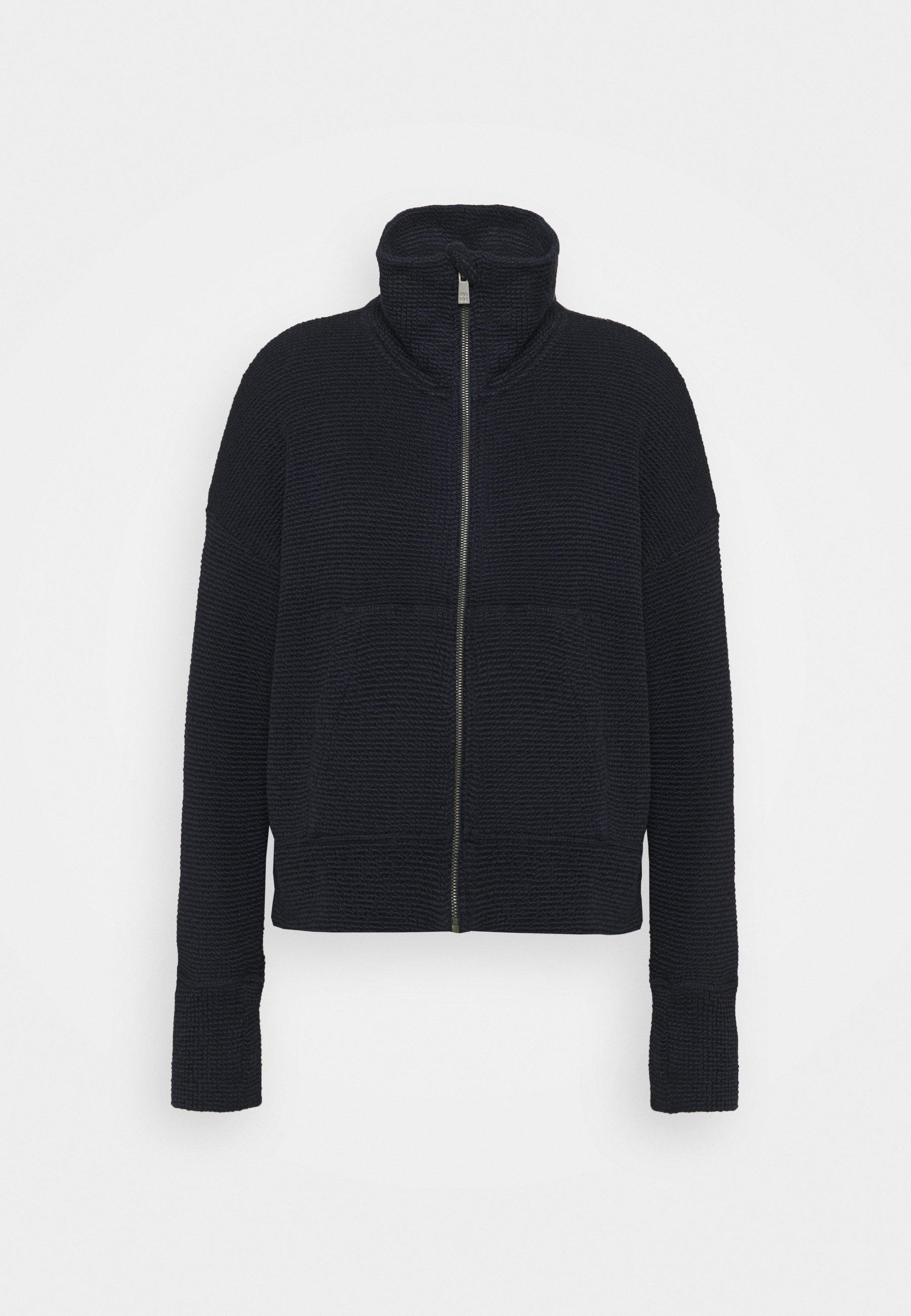 Women RESTFUL ZIP THROUGH - Zip-up sweatshirt