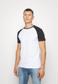 Pier One - T-shirt - bas - black - 0