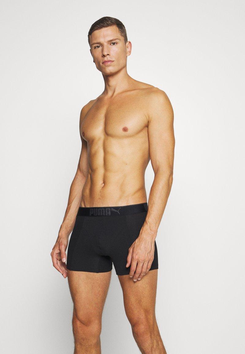 Puma - LIFESTYLE 6 PACK - Panties - black