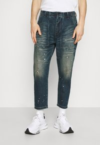Denham - FATIGUE - Jeans relaxed fit - blue - 0