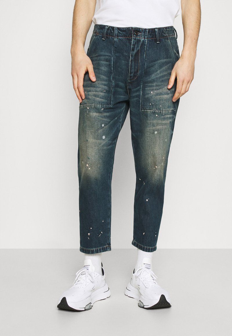 Denham - FATIGUE - Jeans relaxed fit - blue