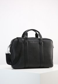Tommy Hilfiger - CITY  - Briefcase - black - 2