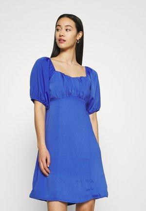 VMGILA SHORT DRESS - Jurk - dazzling blue