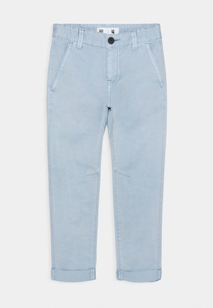 ROLLER - Chinos - water blue