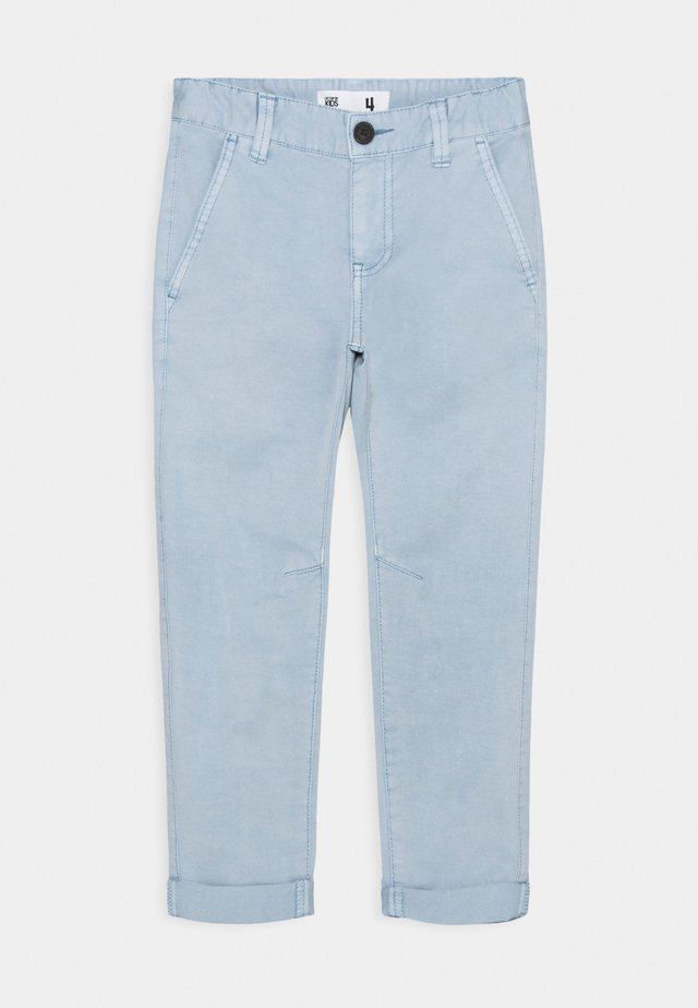 ROLLER - Chino - water blue