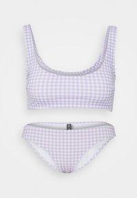 Pieces - PCNANCYANA SET - Bikini - lavender - 0