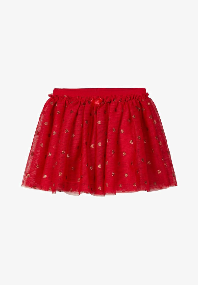 Name it - A-line skirt - jester red