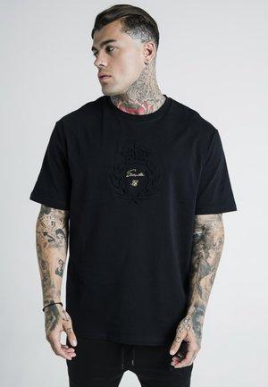 DANI ALVES PRESTIGE ESSENTIALS TEE - T-shirt con stampa - black