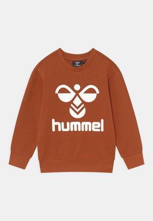 DOS UNISEX - Sweatshirt - bombay brown