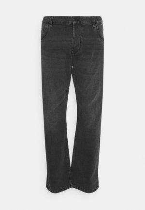 ONSLOOM LIFE - Straight leg jeans - black denim
