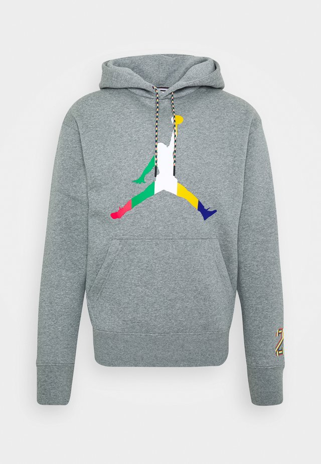 Hoodie - carbon heather