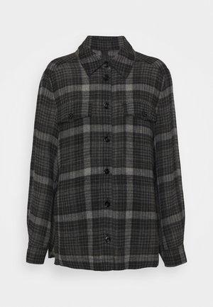 SPRECIAL NATHEN - Button-down blouse - grey