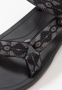 Teva - Walking sandals - dark gull grey - 2