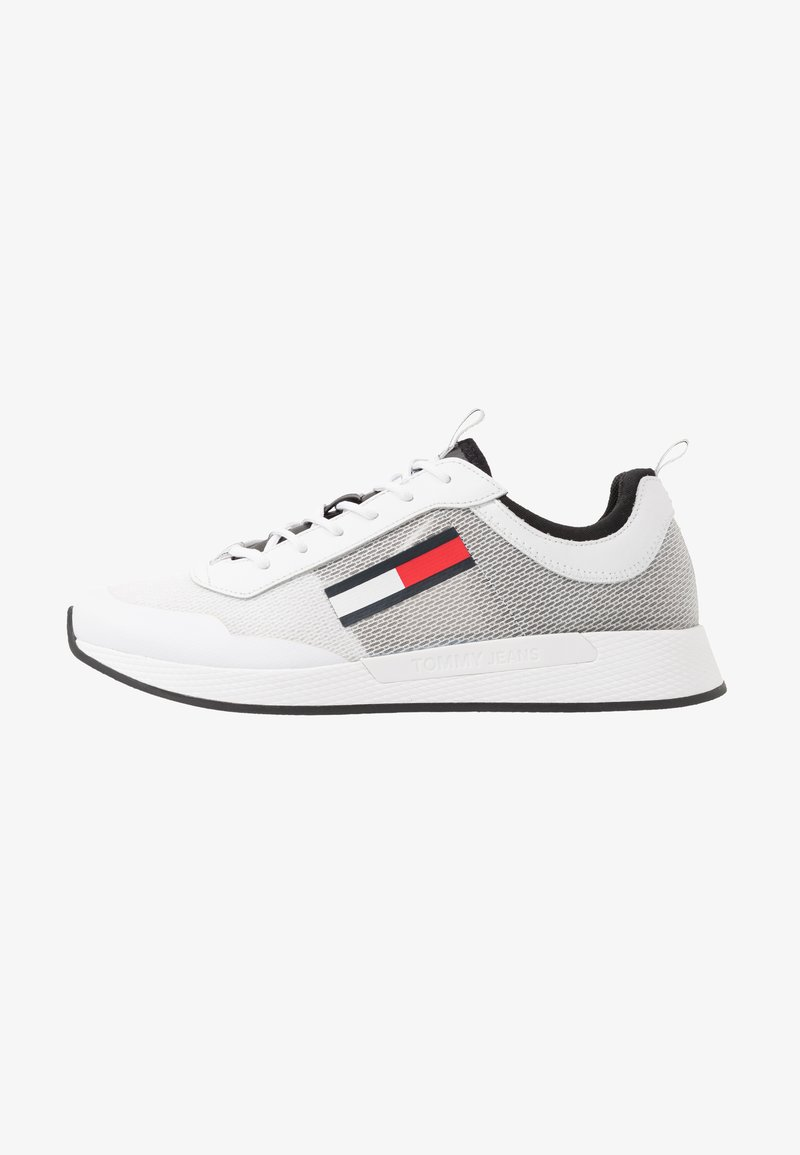 Tommy Jeans - GRADIENT FLEXI RUNNER - Trainers - black