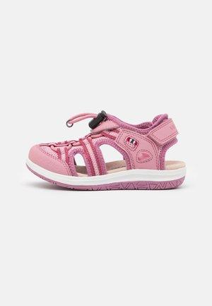 THRILLY UNISEX - Chodecké sandály - pink