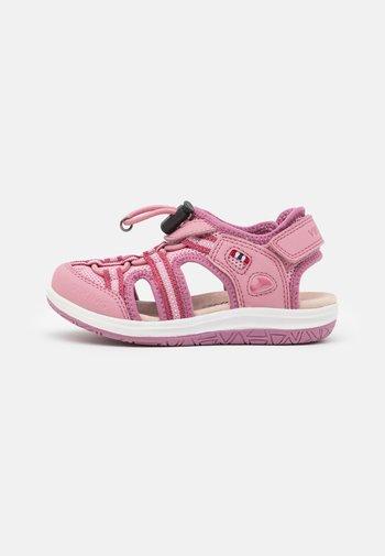 THRILLY UNISEX - Walking sandals - pink