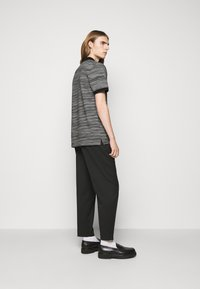 Missoni - SHORT SLEEVE - Polo - black