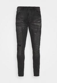 Alessandro Zavetti - VENICE SUPERSLIM - Jeans Skinny Fit - black wash - 3