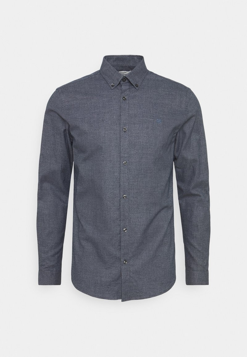 Jack & Jones PREMIUM - JPRBLAOCCASION GRINDLE - Shirt - navy blazer