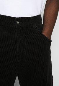 Kickers Classics - CARPENTER TROUSER - Pantalon classique - black - 4