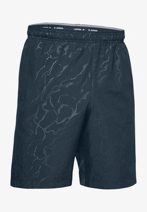 Sports shorts - mechanic blue