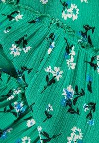 Bershka - Robe d'été - green - 5