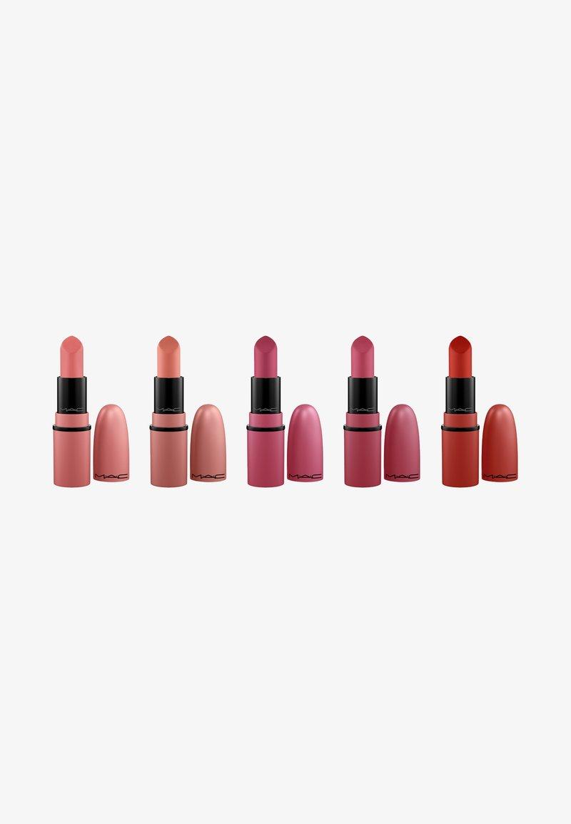 MAC - MINI LIPSTICK KIT - Makeup set - berry