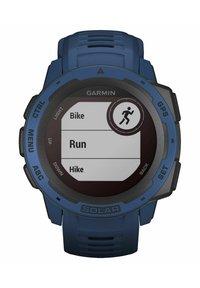 Garmin - INSTINCT SOLAR - Smartwatch - blau - 5