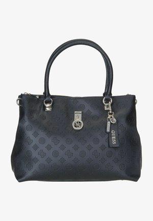NINNETTE SOCIETY CARRYALL - Handbag - black