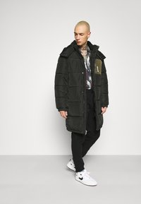 Redefined Rebel - DIEGO JACKET - Cappotto invernale - black - 1