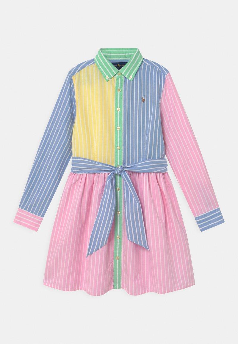 Polo Ralph Lauren - OXFORD  - Sukienka koszulowa - multi-coloured