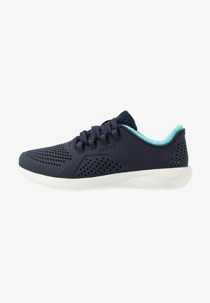 Sneakers laag - navy/ice blue