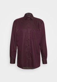 OLYMP - Luxor - Zakelijk overhemd - bordeaux - 4