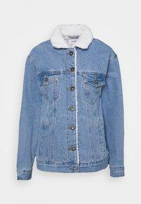 SLOUCHY JACKET - Denim jacket - aireys blue
