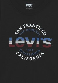 Levi's® - GRAPHIC - Long sleeved top - black - 3