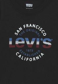 Levi's® - GRAPHIC - Longsleeve - black - 3