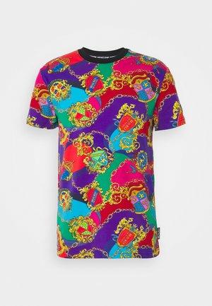 T-shirt z nadrukiem - multi