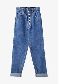 PULL&BEAR - Jeans a sigaretta - blue - 6