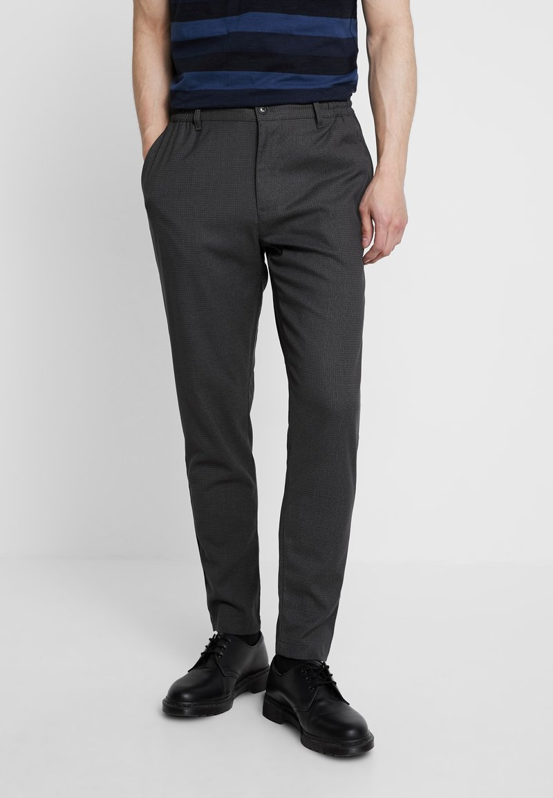 Suit - SAXO TOWER - Stoffhose - grey melange
