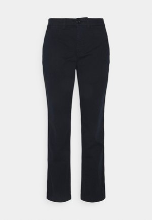 REFINED PANT - Chinos - navy