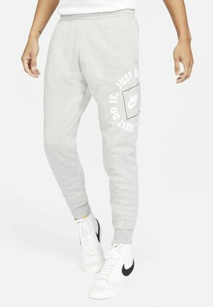 Tracksuit bottoms - dark grey heather/iron grey