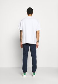 Only & Sons - ONSCAM AGED CUFF - Kangashousut - dress blues - 2