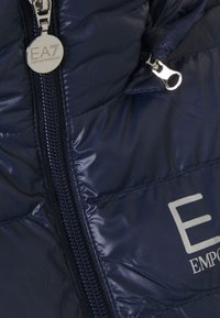 EA7 Emporio Armani - JACKET - Light jacket - navy blue