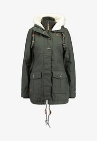 Ragwear - JANE - Winterjas - green - 3
