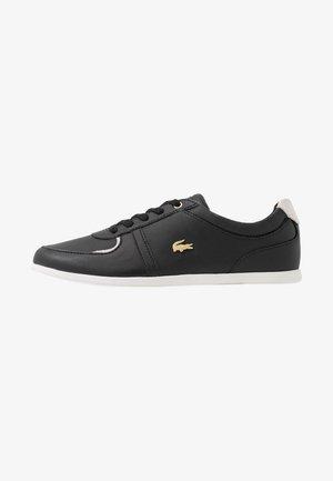 REY SPORT  - Sneakers laag - black/offwhite