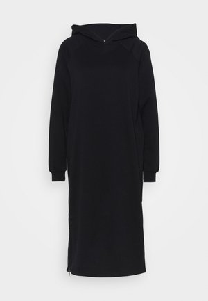 NMHELENE DRESS - Korte jurk - black