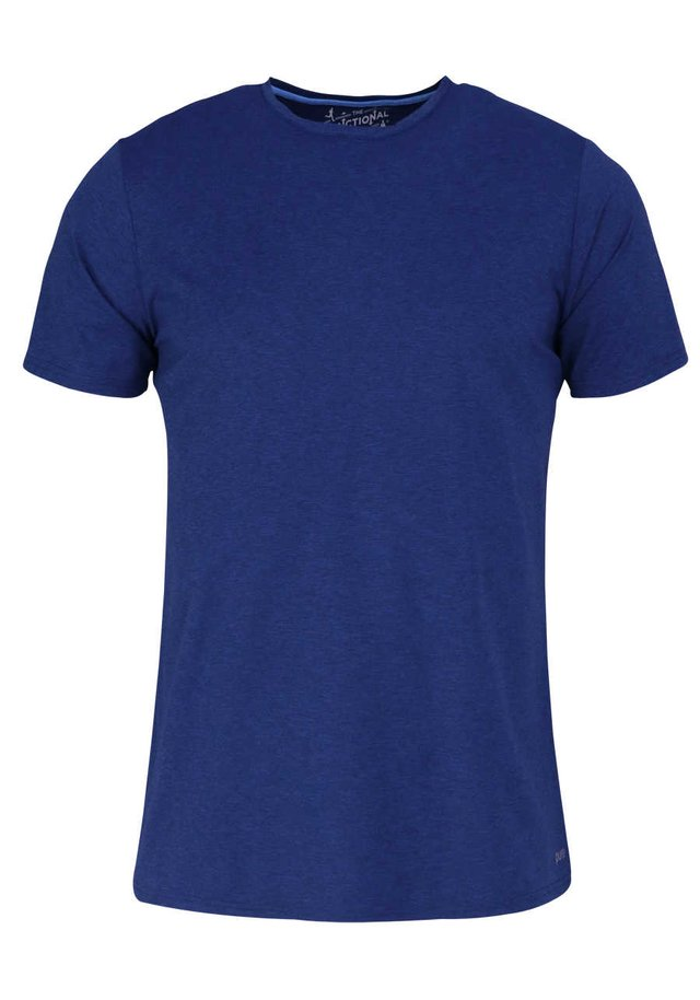 Basic T-shirt - dunkelblau