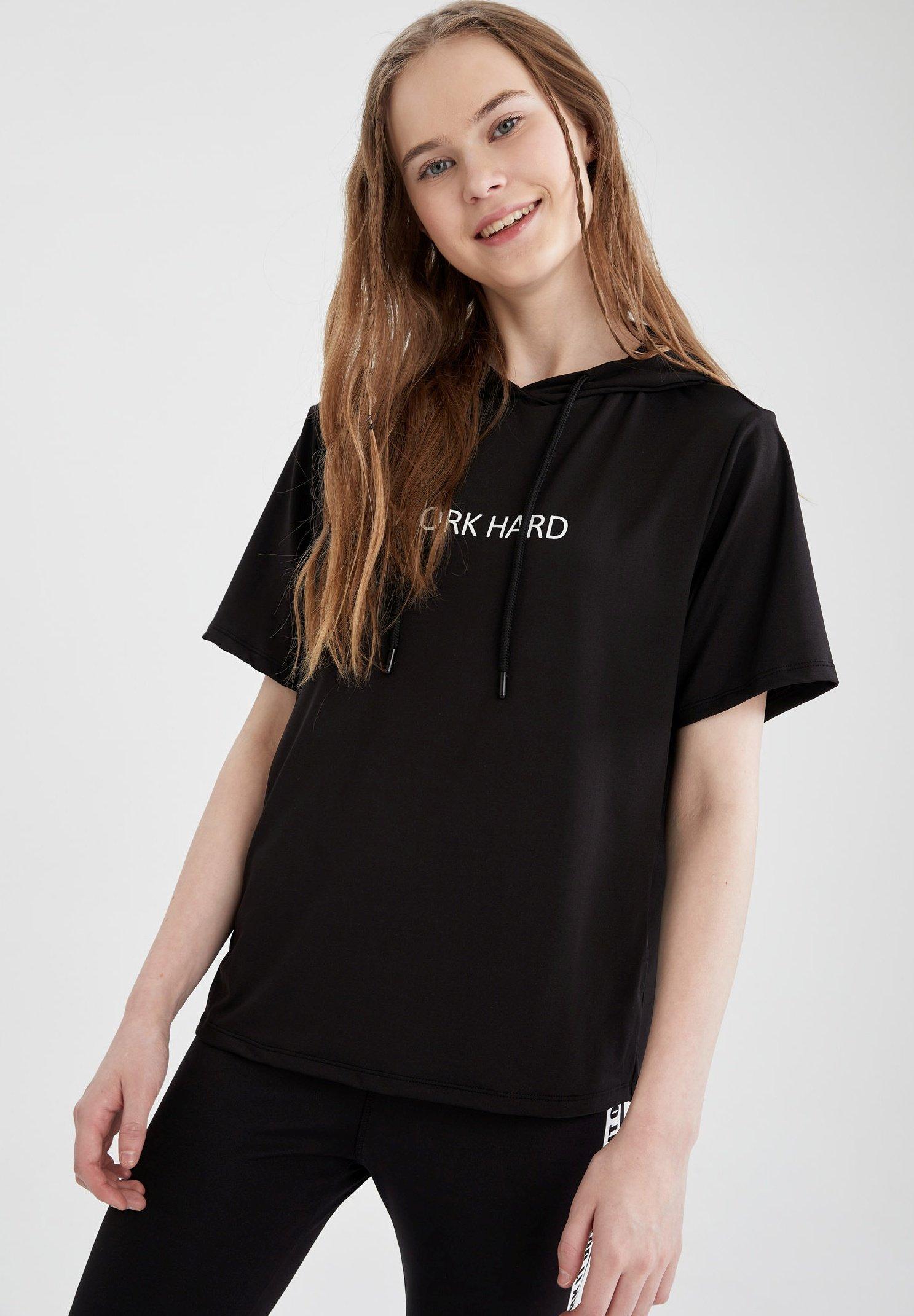 Mujer RELAX FIT - Camiseta estampada