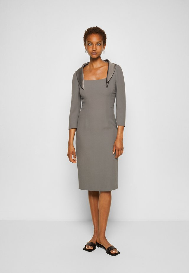 UNITARD - Pouzdrové šaty - grey