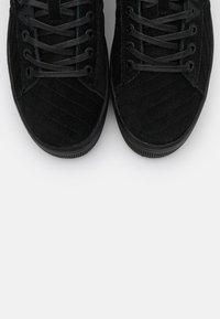 HUB - HOOK  - Trainers - black - 5